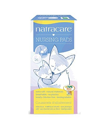 Natracare Nursing Pads - 26 Count - 12 Box Value Pack
