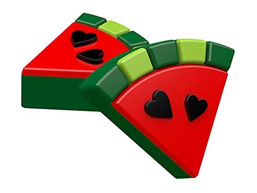 SpinningLeaf Watermelon Oreo Cookie Chocolate Candy Mold -