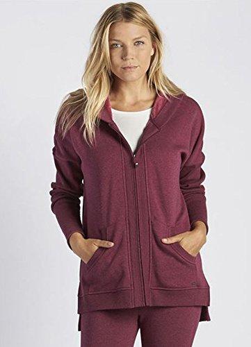 UGG Australia Women's Mavis Zip Hoody (Lonely hearts Heather,S)