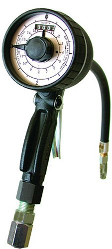 National-Spencer 1515GG Mechanical Gallon Dial and Totalizing Meter by National-Spencer, Inc.