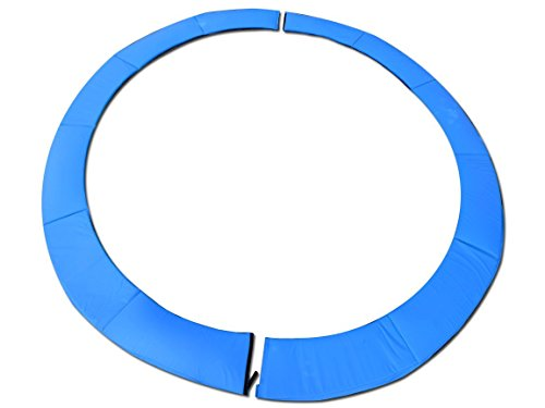 SkyBound 16ft Premium Trampoline Pad (Easy Install Design) fits up to 8.5'' Springs (PVC) by SkyBound (Image #6)
