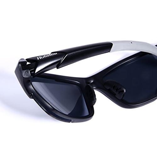 e07ccbdf63 free shipping Hulislem S1 Italian Engineered Polarized Sport Sunglasses