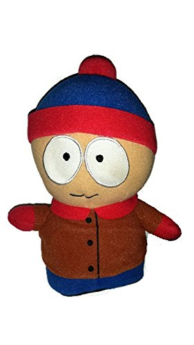 Stanley Stan Marsh South Park 7 Inch Stuffed Plush Doll