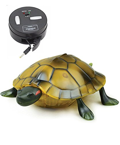 (Kids Toy Remote Control Pet Simulation Turtle Halloween Christmas Party Gifts for Kids)