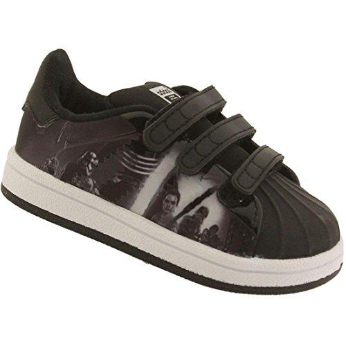 Adidas Kids SUPERSTAR MODERN SW BLACK,TRANSL,HIRERE S74721 4