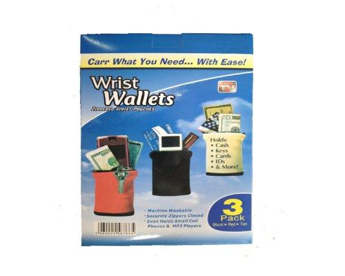 Wrist Wallets As Seen TV