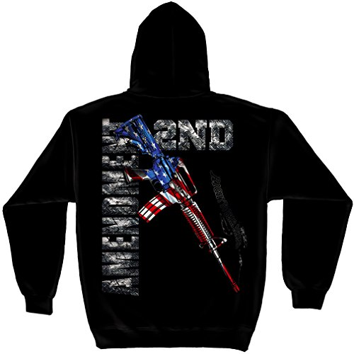 2nd amendment t-shirt tshirt back the best Amazon price in SaveMoney.es 0bc0d38ee