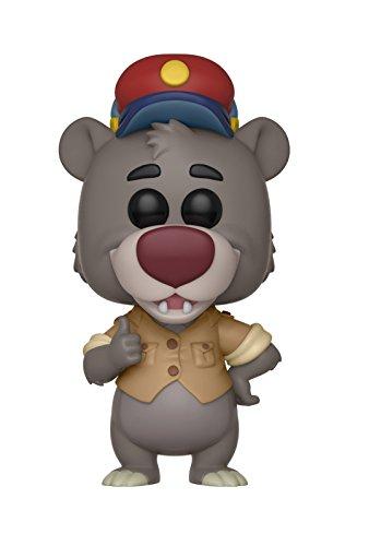Funko Pop Disney: Talespin-Baloo Collectible Figure, Multicolor