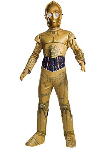 Costumes C (Star Wars Child C-3PO Costume Small)