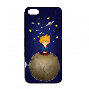 Hot Selling Cartoon Phone Funda Cover For iPhone 5/ iPhone 5s The Little Prince Theme BMW029
