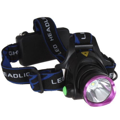 2000Lm CREE XML T6 Headlight Headlamp 3-mode torch - 4
