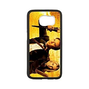 samsung galaxy s6 White National Treasure phone case cell phone cases&Gift Holiday&Christmas Gifts NVFL7N8825103