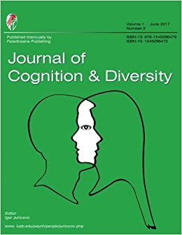 Journal of Cognition and Diversity: Volume #1 Issue #2