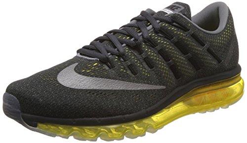 2017 Rflct Max Scarpe Running Air Nike Uomo Anthracite Yllw opt Multicolore Da Slvr qzgExCw