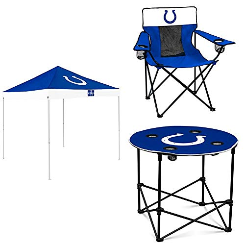 Inianapolis Colts Tent, Table and Chair Package
