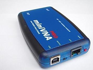 Minivna PRO-BT PRO-2 Analizador de antena con interruptor ...
