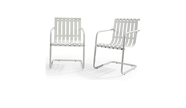 Amazon.com: Hebel Furniture Gracie Patio Accent Chair - Set of 2 ...