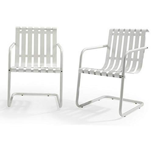Amazon.com: Hebel Furniture Gracie Patio Accent Chair - Set ...