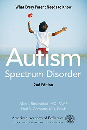 Book Cover: Autism Spectrum Disorder: What Every Parent Needs to Know