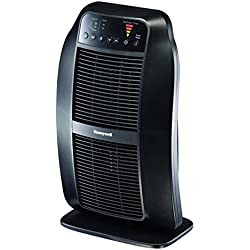 Honeywell HCE840B Heat Genius Ceramic Heater, Black