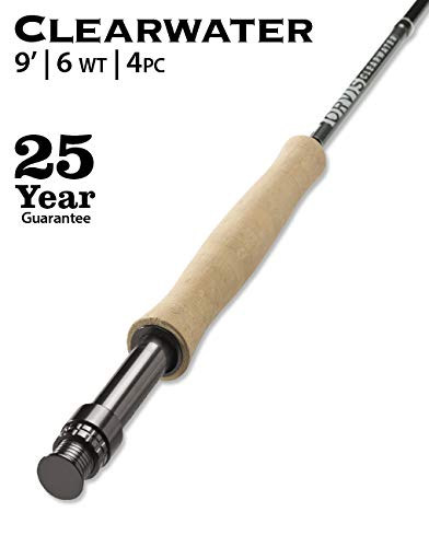 Orvis Clearwater 6-Weight 9' Fly Rod