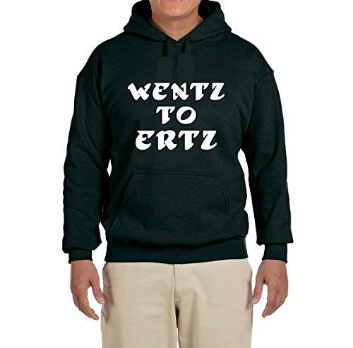 Tobin Clothing Green Philadelphia Wentz to Ertz Hooded Sweatshirt Adult Large