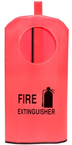 - Fire Extinguisher Cover w/Window, 5-10 lb
