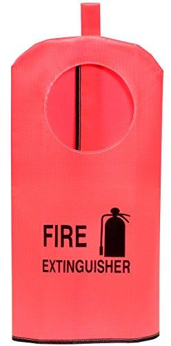 Fire Extinguisher Cover w/Window, 5-10 ()