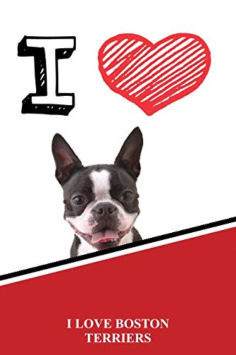 - I Love Boston Terriers: Blood Sugar Diet Diary journal log featuring 120 pages 6