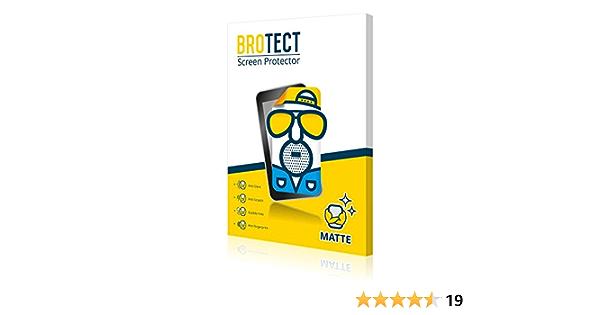 Anti-Scratch Matte 2X BROTECT Matte Screen Protector for CamOne FlyCamOne 1080p HD Anti-Glare