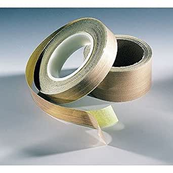8.875 x 36 Yards Silicone Adhesive Teflon 21-3S Teflon Coated Tape