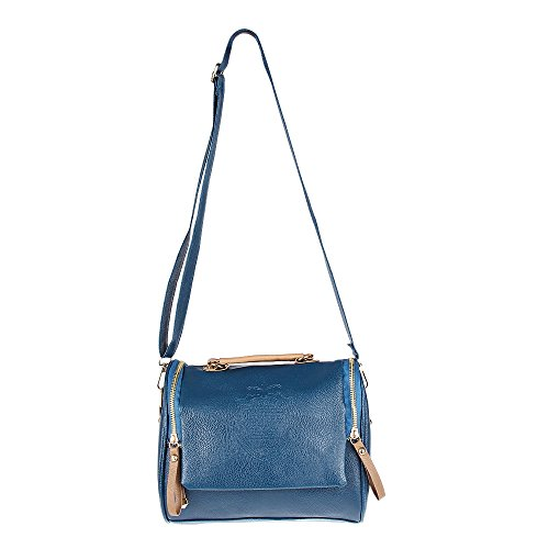 Sac Femme Shoulder Main Bag Xxiazhi Body À sac Bleu Cross Messenger WfwqUn4x1g