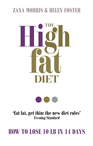 The High Fat Diet: How to lose 10 lb in 14 days (10 Day Diet To Lose 20 Pounds)