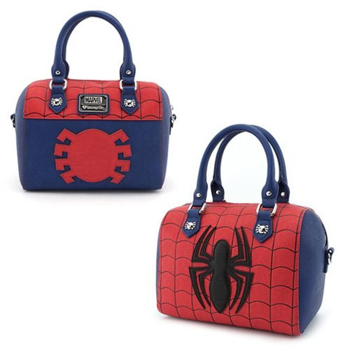 Amazon.com: Loungefly Spiderman de Marvel – Bolsa de deporte ...