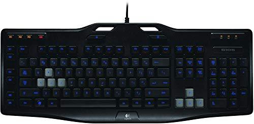 Logitech Wired Gaming Keyboard - Black [g105]