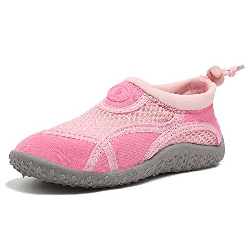 CIOR FANTINY Boy & Girls' Water Aqua Shoes Swimming Pool Bea