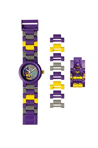 LEGO 8020844 Batman Movie Batgirl Minifigure Link Watch