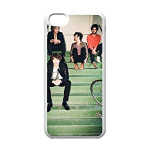 iPhone 5C Phone Case White The Kooks WE1TY690107