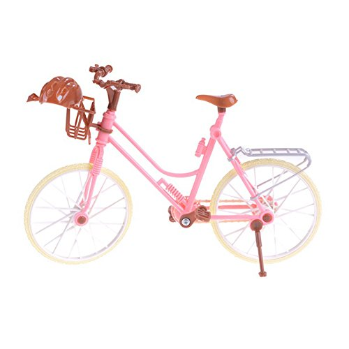 [해외]loinhgeo Finger Simulation Mountain Bike Miniature Bicycle Kids Toys Creative Game Mini Size Gift Pink / loinhgeo Finger Simulation Mountain Bike, Miniature Bicycle Kids Toys Creative Game Mini Size Gift Pink