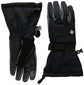 Columbia Women's Bugaboo Interchange Gloves, Black, Large