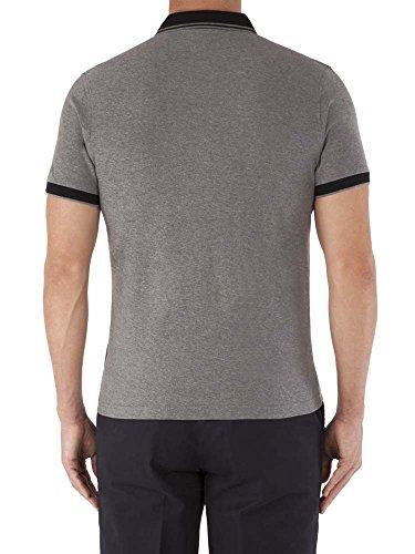 Jeff Banks Herren Poloshirt, Einfarbig