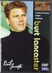 Pack Burt Lancaster (El Abrazo De La Muerte + Forajidos + Confidencias) [DVD]