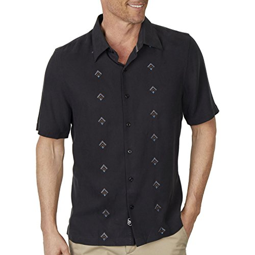 Nat Nast Nordic Camp Shirt - Black - Nat Nast Camp Shirts