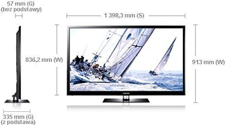 Samsung PS60E550 - Televisión plasma de 60 pulgadas Full HD, 3D ...