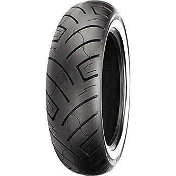 shinko 777 hd wide whitewall rear tire