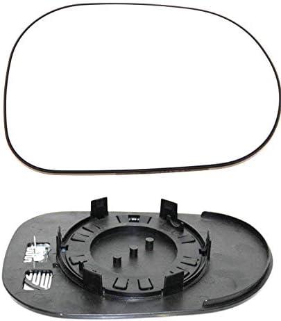 Au/ßenspiegel Spiegelglas Spiegel Glas Ersatzglas Beheizbar Heizung Rechts Kompatibel mit M-Klasse ML W163 1998-2005 OEM A1638102219 1638100819