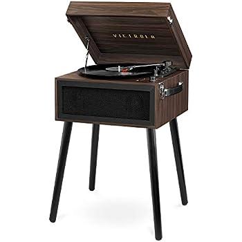 Amazon.com: Crosley CR6231A-GR1 Sterling Portable Turntable ...