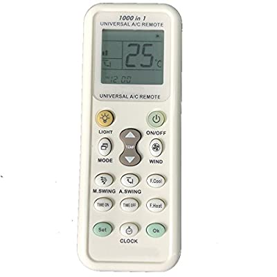 CLOB compatible remote control for Air Conditioner, Friedrich -MW12Y1F.
