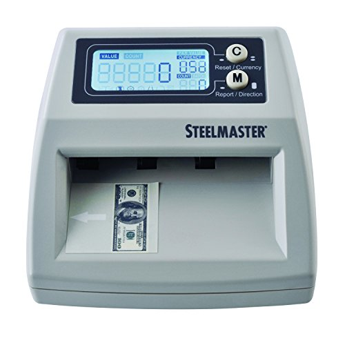 MMF Cash Drawer STEELMASTER Automatic Counterfeit Detecto...