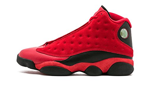 Nike Air Jordan 13 XIII What is Love Chinese Singles Day China Exclusive 888164-601 US Size 8.5 by NIKE (Image #4)'